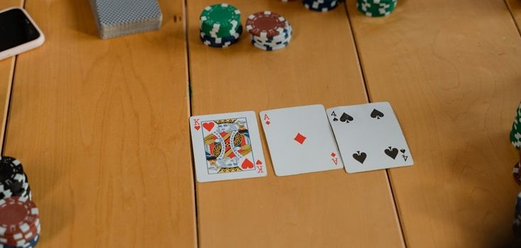 3 Common Mistakes in Texas Hold'em